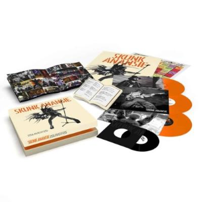 "Skunk Anansie - 25live@25 (Orange Vinyl) (3LP+7"")"