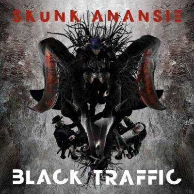Skunk Anansie - Black Traffic (Limited CD+DVD) (cover)