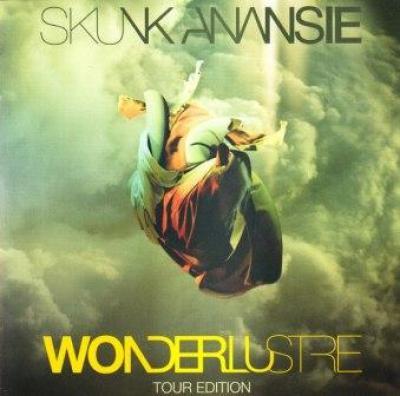 Skunk Anansie - Wonderlustre (Tour Edition) (2CD) (cover)