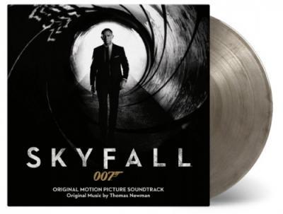 Skyfall (OST) (Transparent & Black Mixed Vinyl) (2LP)