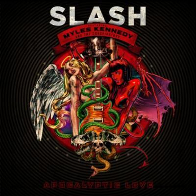 Slash - Apocalyptic Love (cover)