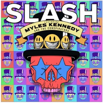 Slash Feat. Myles Kennedy & the Conspirators - Living the Dream (2LP)