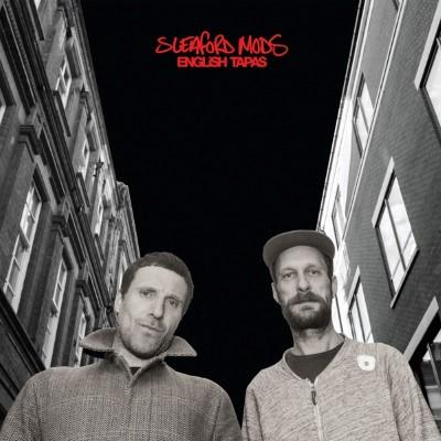Sleaford Mods - English Tapas (Red Vinyl) (LP)