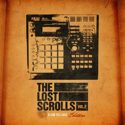 Slum Village - Lost Scrolls (Vol. 2) (Slum Village Edition) (LP)