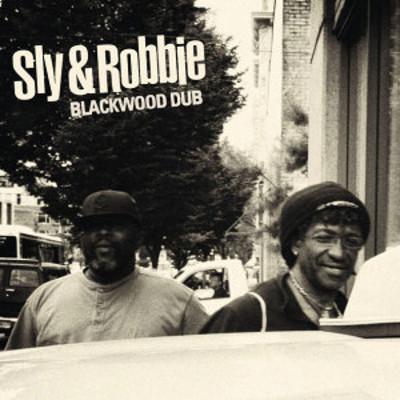 Sly & Robbie - Blackwood Dub (LP) (cover)