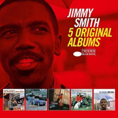 Smith, Jimmy - 5 Original Albums (5CD)