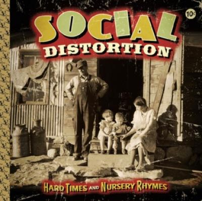Social Distortion - Hard Times And Nursery Rhymes (cover)