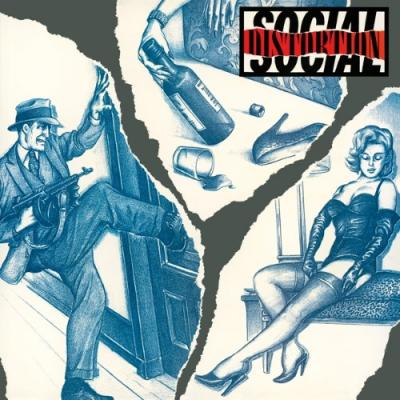 Social Distortion - Social Distortion (LP)