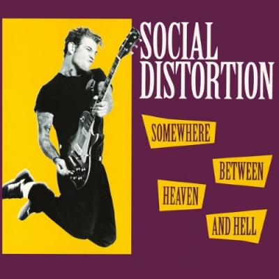 Social Distortion - Somewhere Between Heaven and Hell (LP)