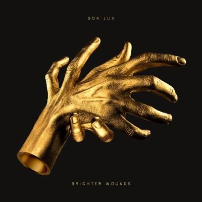 Son Lux - Brighter Wounds (Pink Vinyl) (LP)