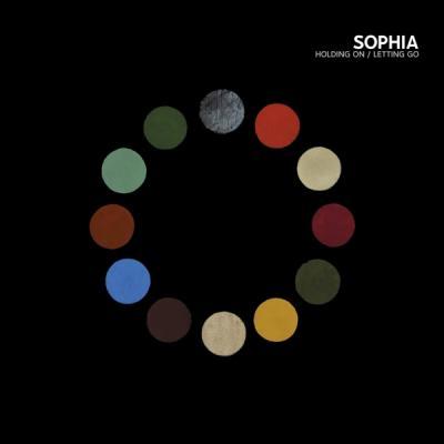 Sophia - Holding On / Letting Go (Coloured Vinyl) (LP)
