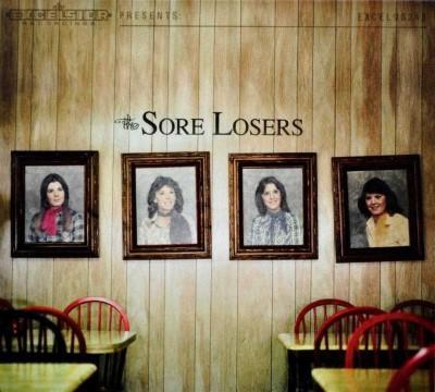 Sore Losers - Sore Losers (LP+CD)
