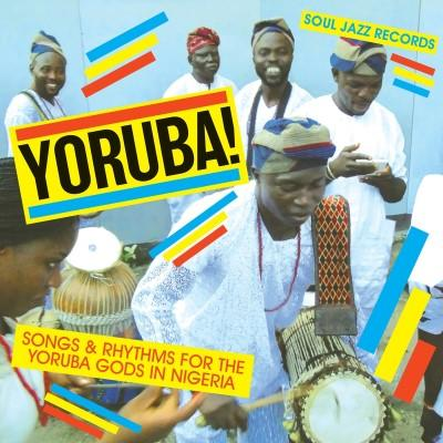 Souljazz Presents Yoruba! (2LP)