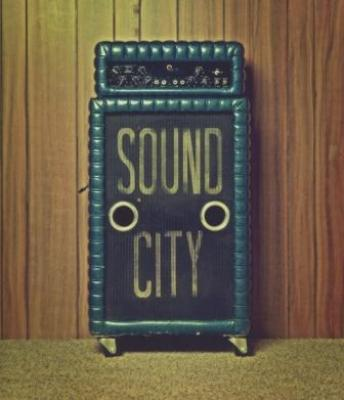 Sound City: Real To Reel (BluRay) (cover)