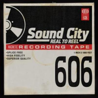 Sound City: Real To Reel (OST) (cover)