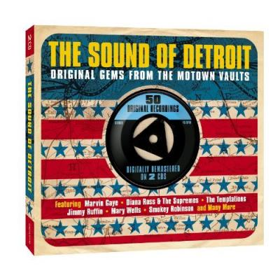 V/a - Sound Of Detroit (cover)