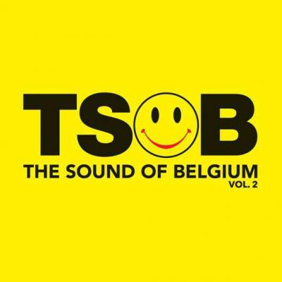 The Sound Of Belgium Vol. 2 (4CD)
