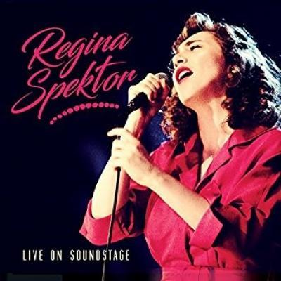 Spektor, Regina - Live On Soundstage (BluRay)