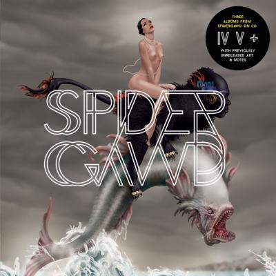 Spidergawd - IV & V (3CD)