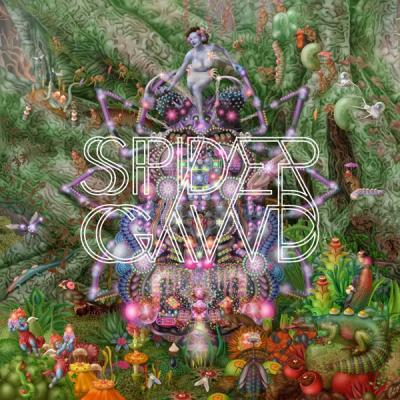 Spidergawd - V (Purple Vinyl) (CD+LP)