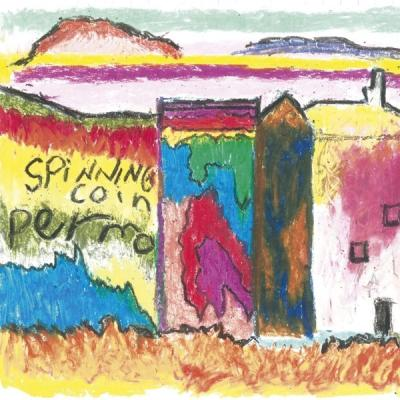 Spinning Coin - Perm (Coloured Vinyl) (LP+Download)