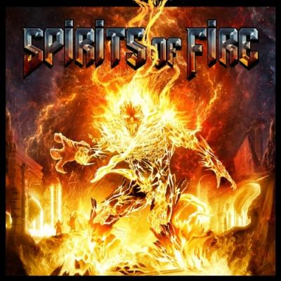 Spirits of Fire - Spirits of Fire (CD+T-Shirt) (BOX)