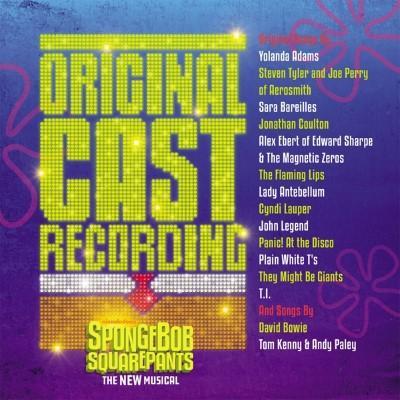 Spongebob Squarepants (The New Musical) (LP)