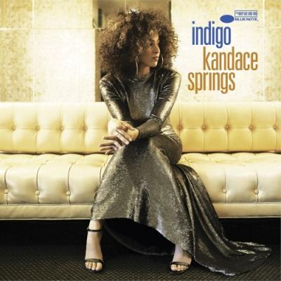 Springs, Kandace - Indigo (LP)