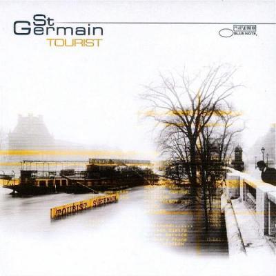 St Germain - Tourist (LP) (cover)