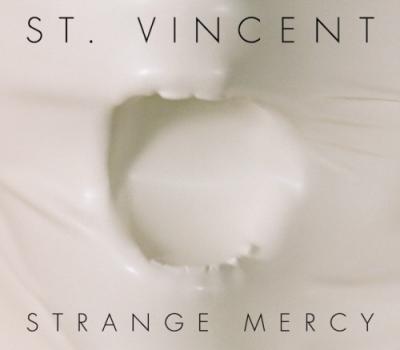 St. Vincent - Strange Mercy (LP) (cover)