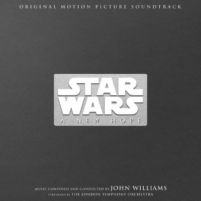 Star Wars: A New Hope (OST) (40th Anniversary) (3LP)