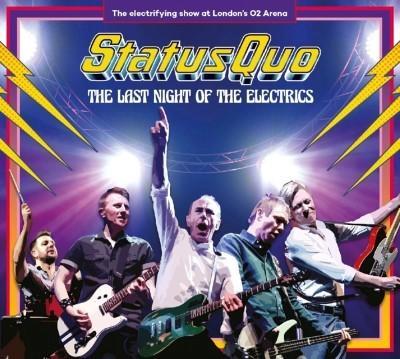 Status Quo - Last Night of the Electrics (2CD)