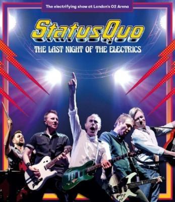 Status Quo - Last Night of the Electrics (BluRay)