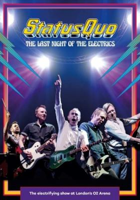 Status Quo - Last Night of the Electrics (DVD)