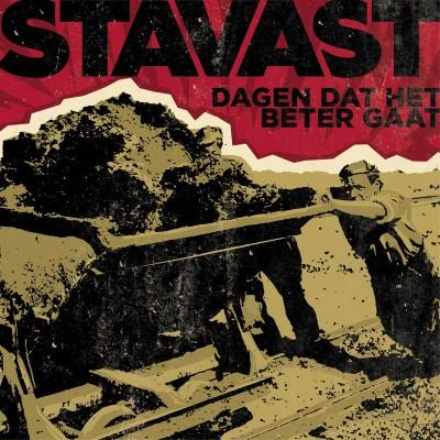 Stavast - Stavast (LP+CD)