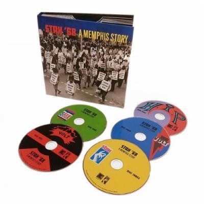 Stax '68 (A Memphis Story) (5CD)