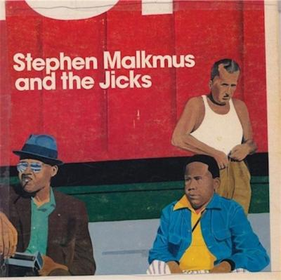 Stephen Malkmus And The Jicks - Mirror Traffic (cover)