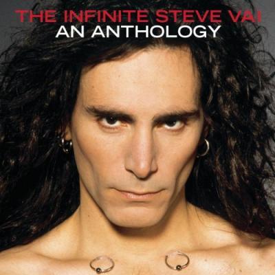 Vai, Steve - Infinite Steve Vai: An Anthology (cover)
