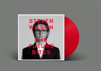 Steven Wilson - The Future Bites (Red Vinyl) (LP)