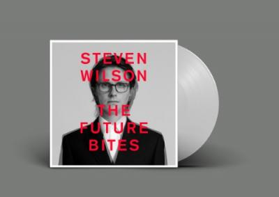 Steven Wilson - The Future Bites (White Vinyl) (LP)