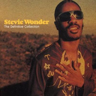 Wonder, Stevie - The Definitive Collection (cover)