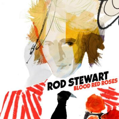 Stewart, Rod - Blood Red Roses (2LP)