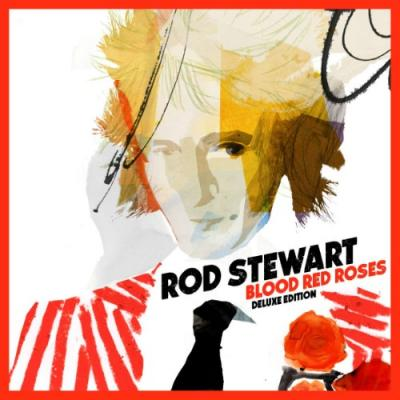 Stewart, Rod - Blood Red Roses (Deluxe)