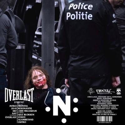 Stikstof - Overlast (LP)