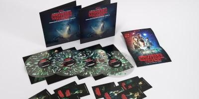 Stranger Things Season 1 & 2 (OST) (4LP)