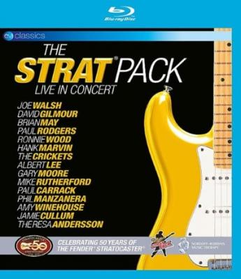 Strat Pack Live (50th Anniversary of the Fender Stratocaster) (BluRay)