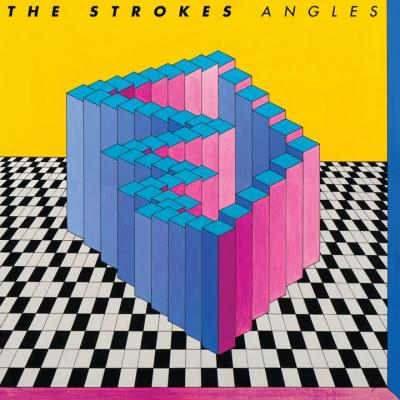 Strokes - Angles (LP) (cover)