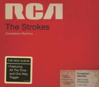 Strokes - Comedown Machine (LP) (cover)