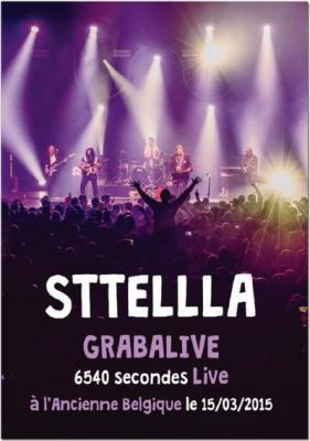 Sttellla - Grabalive (DVD)
