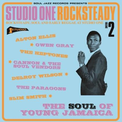 Studio One Rocksteady 2: Rocksteady, Soul and Early Reggae At Studio One